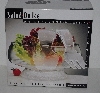 "MBA #2626-0137  ""2002 Salad On Ice Salad Bowl With Vented Ice Chamber & Dome Lid"""""