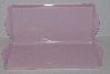 "MBA #2626-313  ""Set Of 2 Reston & LLoyd Pink Snack Trays"""