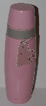 "MBA #2727-633   ""Starbucks 2005 Pink Marilyn Pink 16 OZ Thermos"""