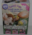 "MBA #2727-492   ""1997 Wilton Easter Eggs Candy Mold Set"""