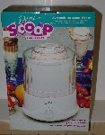 "MBA #2828-405  ""1997 Deni Scoop factory Automatic Quick Freeze  Ice Cream Maker"""