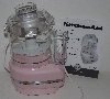"MBA #2828-443   ""2005 Kitchenaid Rose Pink Chef's Choice Chopper Series Mini Chopper"""