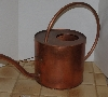 "MBA #2828-259   ""Large Copper Watering Can"""
