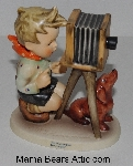 "MBA #3131-219  ""Goebel Hummel ""1987 The Photographer #178"" Figurine"""