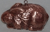 "MBA #3131-134  ""Vintage Copper Rabbit Mold"""
