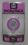 "MBA #3232-0050  ""2008 Bushnell Pink Back Track Pedestrian GPS Location Finder"""