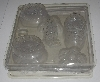 "MBA #3333-425    ""Lot Of 3 Milky Way Soap Molds"""