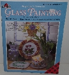 "MBA #3434-0088   ""1997 Plaid Beginner's Guide To Glass Painting #9312"""