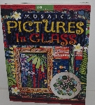 "MBA #3535-1034   ""2003 CKE Mosaic Pictures In Glass Christine Stewart"""