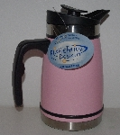 "MBA #3535-942   ""Planetary Design Pink French Press"""