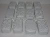 "MBA #3535-838   ""Set Of 12 Individual Soap Molds"""