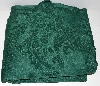 "MBA #3535-633   ""Kensington Jacard Emerald Green Teflon Coated 60 X 84 Tablecloth With 8 Matching Cloth Napkins"""