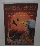 "MBA #3535-298   ""2000 Animal-Speak The Spiritual & Magical Powers Of Creatures Great & Small By Ted Andrews"""