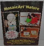 "MBA #3535-203   ""1998 MosaicArt Nature Glass Patterns Book"""