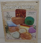 "MBA #3535-0059   ""2000 Fields Landing Soap Factory Handmade Designer Soaps Paperback By Marie Browning"""