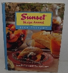 "MBA #3636-0056   ""1994 Sunset Recipe Annual Hard Cover Cook Book"""