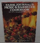 "MBA #3636-0085   ""1982 Farm Journal's Picnic & Barbecue Cook Book Hard Cover"""