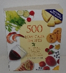"MBA #3636-110   ""2002  ""500 Low Carb Recipes By Dana Carpender"""