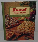 "MBA #3636-0098  ""Sunset Recipe Annual 1991 Edition Hard Cover Book"""
