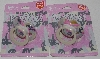 "MBA #3737-0001   ""Set Of 2  ""2006 I.D. Gear Pink Camouflage Pacifiers"""