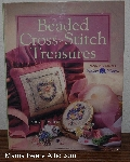 "MBA #3838-0120   ""1999 Beaded Cross-Stitch Treasures By Gay Bowels"""