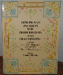 "MBA #3939-159   ""1974 Designs & Patterns For Embroidery And Craftspeople"" Paper Back"