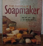 "MBA #3939-0132   ""1996 The Complete Soapmaker By Norma Coney"" Hard Cover With Jacket"