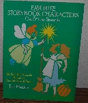 "MBA #3939-120   ""1987 Favorite Storybook Characters Cut & Use Stencils"" By Ted Menten"