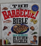 "MBA #3939-304  ""1998  The Barbecue Bible By Steven Raichlen"" Paper Back"