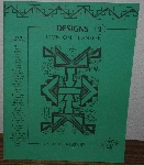 "MBA #3939-110  ""1984 Designs (1) By Celia Totus Enterprises Iron On Transfers"""