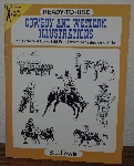 "MBA #3939-245   ""1996 Ready To Use Cowboy & Western Illustrations"" By B. J. Lweis"