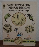 "MBA #3939-351   ""1992 Southwestern Indian Designs"" By Madeleine Orban Szontagh"