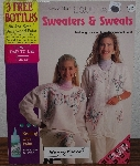 "MBA #3939-0059  ""1992 Fashion Show Liquid Beads ""Sweaters & Sweats"" By Plaid"