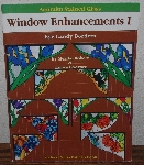 "MBA #4040-0098   ""2003 Aanraku Stained Glass ""Window Enhancements I Eye Candy Borders"""