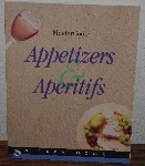 "MBA #4040-001   ""1997 Mastercook Appetizers & Aperitifs By Sierra Home"" Paper Back"