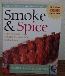 "MBA #4040-0035   ""2003 Smoke & Spice By Cheryl & Bill Jamison"" Paper Back"