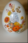 "1987 Avon ""Autumn's Color""  Ceramic Collectors Egg"