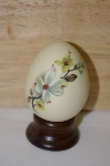 Solid Porceline Hand Painted Egg