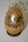 NYCO Elegant Designs Enameled Egg