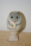 **1987 Bristar Hand Carved Resin Mouse Egg