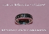 "+MBA #5608-179   ""Sterling Silver Claddagh Band Ring Size 7"""