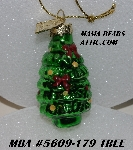 "MBA #5609-179  ""2004 Thomas Pacconi Advent Tree Replacement Ornament"""