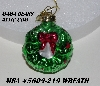 "MBA #5609-219  ""2004 Thomas Pacconi Advent Wreath Replacement Ornament"""