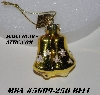 "MBA #5609-250  ""2004 Thomas Pacconi Advent Bell Replacement Ornnament"""