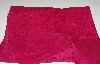 "+MBA #5610-110  ""1990's Tandy Leather Dark Rose Pink Pigskin Suede Hide"""