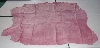 "+MBA #5610-250  ""1990's Tandy Leather Soft Pink Pigskin Suede Hide"""