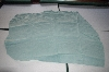 "+MBA #5610-268  ""1990's Tandy Leather Mint Green Pigskin Suede Hide"""