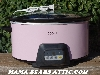 """SOLD""   PINK25-#0017  ""2005 Cooks Pink Large Oval Slow Cooker"""