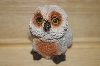 **1993 Stone Critters Horned Owl Baby