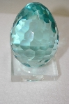 "MBA #11-320   ""Beautiful Sea Green Glass Egg"